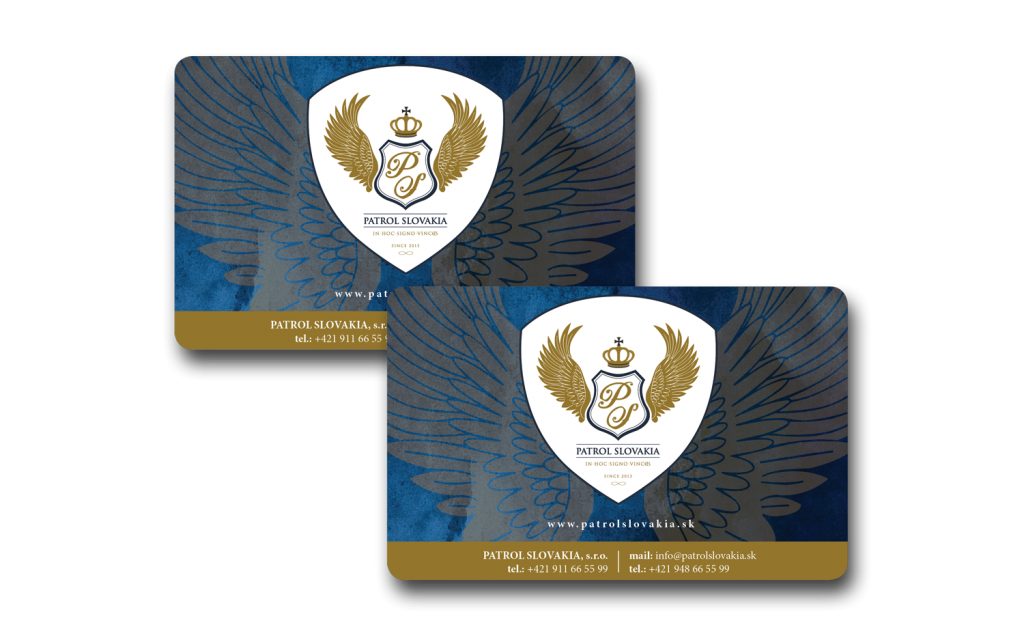 Bezpečnostná PS karta partnerské balenie