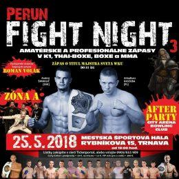 perun fight - patrol slovakia